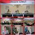 Polda Sumut Laksanakan Anev Operasi Mantap Praja Toba 2018