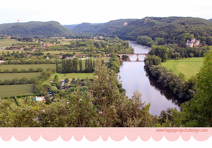 Valle del río Dordogne