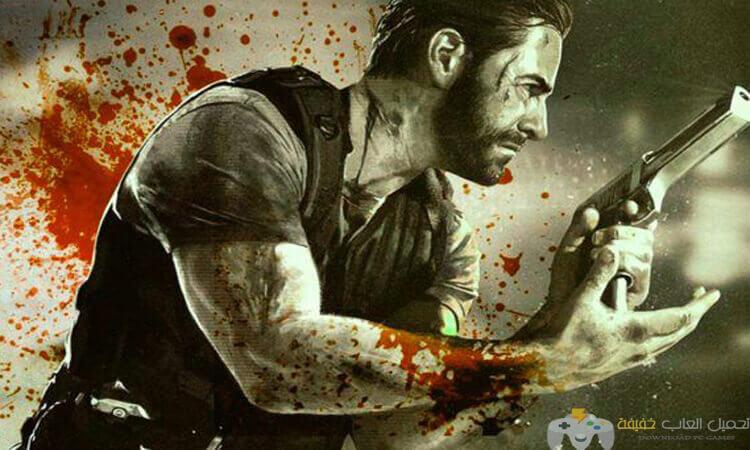 تحميل لعبه 3 Max Payne مضغوطة للكمبيوتر برابط مباشر من ميديا فاير