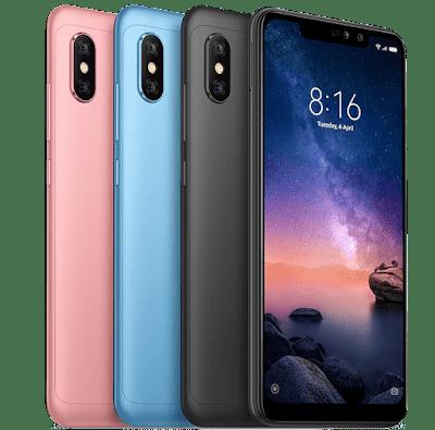 Xiaomi Redmi Note 6 Pro FAQ