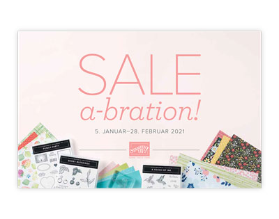 Sale-a-bration Aktion