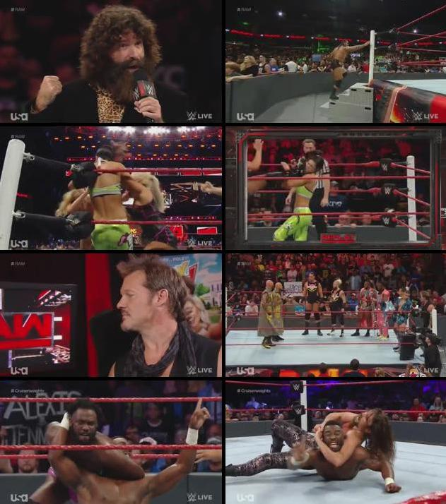 WWE Monday Night Raw 19 Sept 2016 HDTV 480p