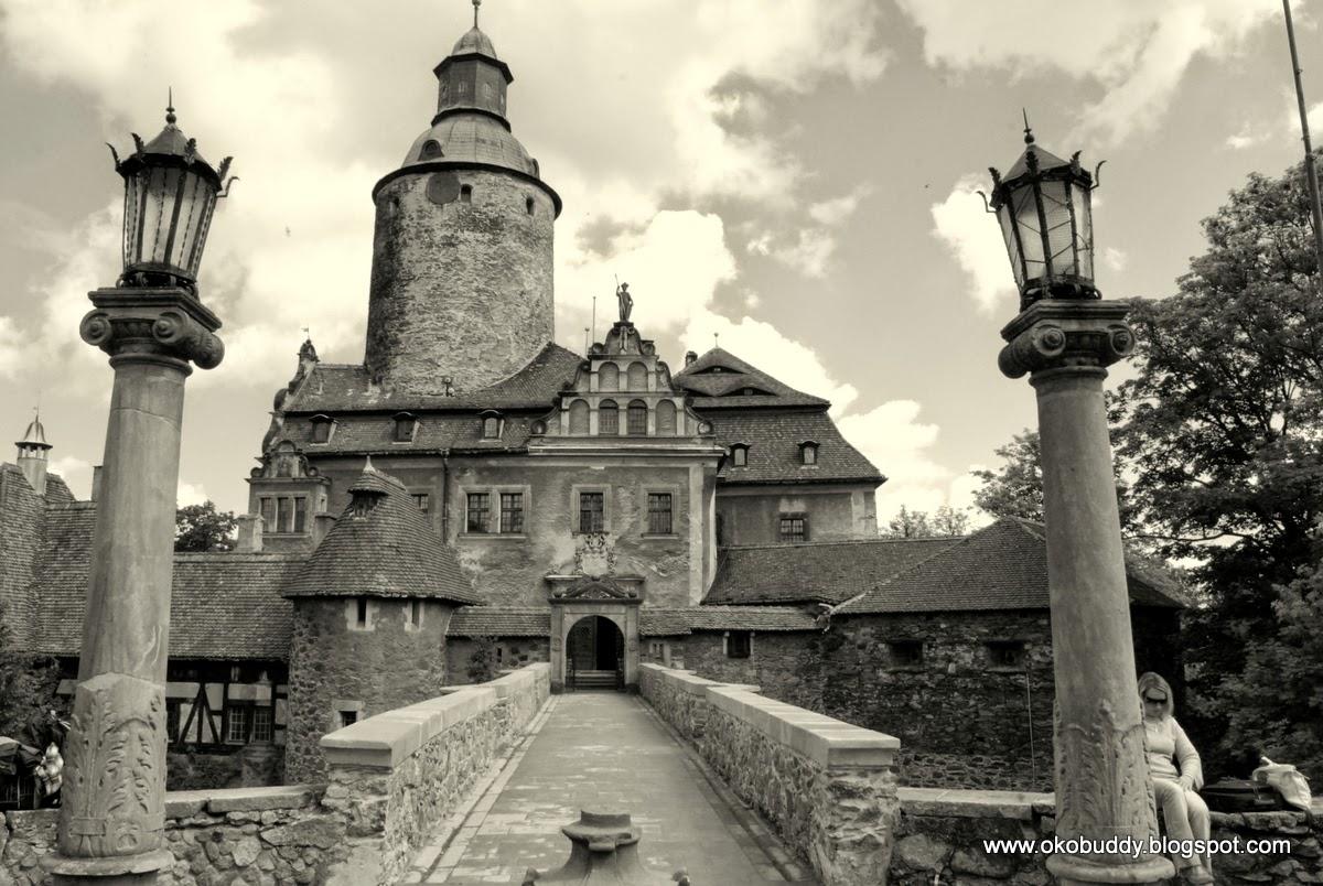 Zamek Czocha. Leśna