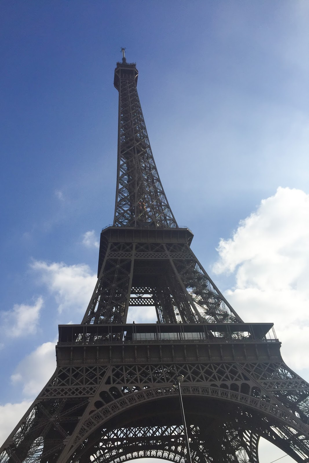 Virginia39s Life Such As It Is Eiffel Tower And Seine River Cruise In P