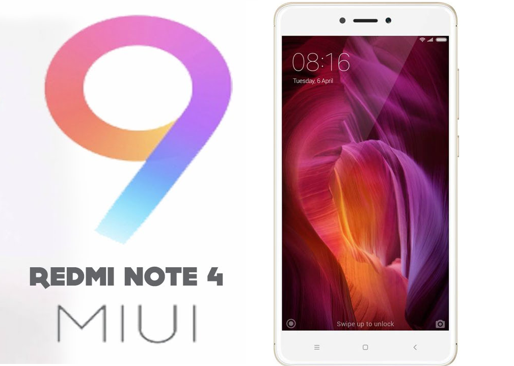Download & Install MIUI 9 Global Stable ROM on Xiaomi Redmi
