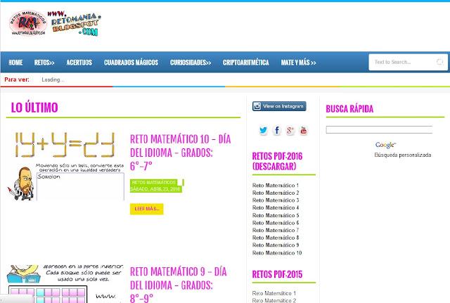 http://retomania.blogspot.com.es/