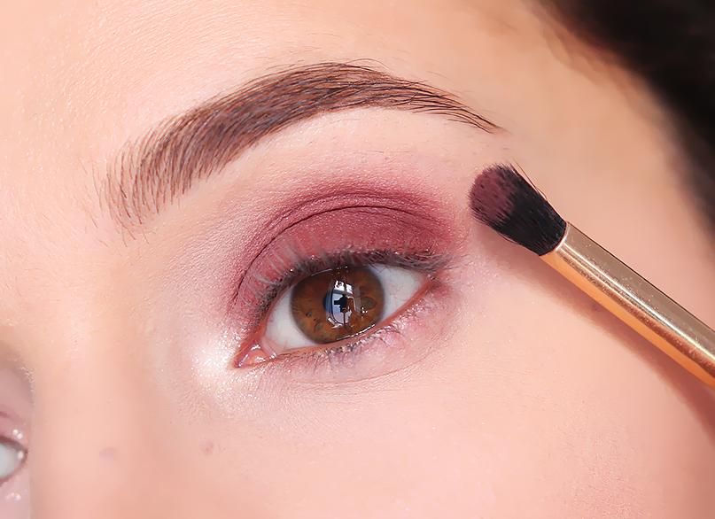 Alina Rose Blog Kosmetyczny Jesienny Makijaż Krok Po Kroku Dla Oczu