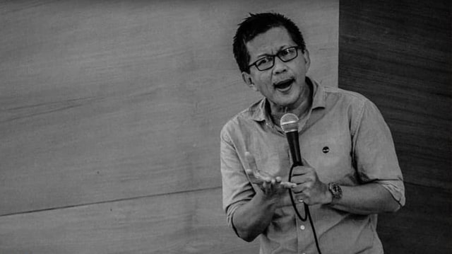 Rocky Gerung: Politik Itu Kontestasi, Tapi Kalian Jadikan Konfrontasi, Dungu