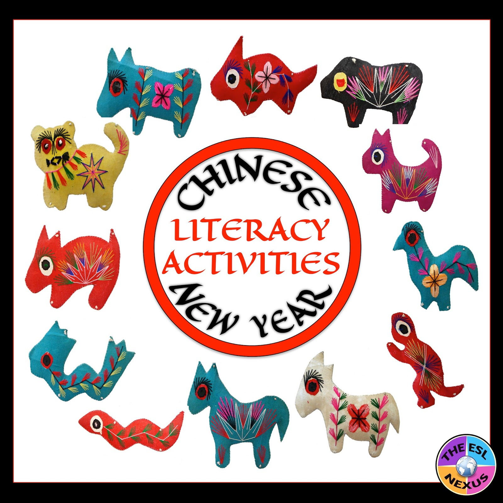 Happy Chinese New Year -- learn more about China with 3 resources for ELLs  & other students | The ESL Nexus