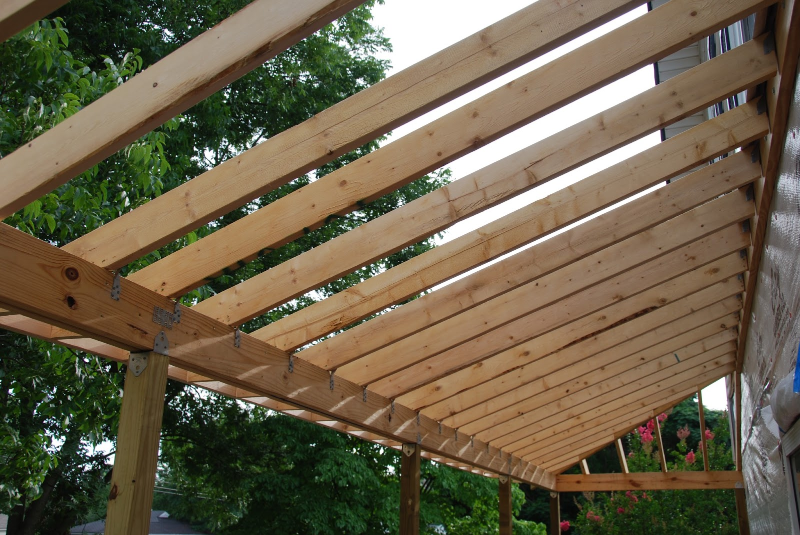 Attaching Porch Roof To House | MyCoffeepot.Org
