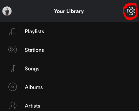 Cara atasi Spotify Android audio