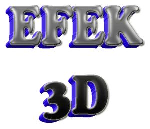 Efek 3D Menggunakan Photoshop