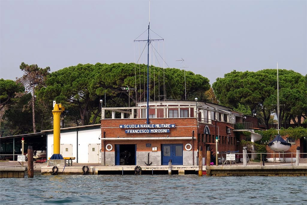 Francesco Morosini Naval Military School, Venice