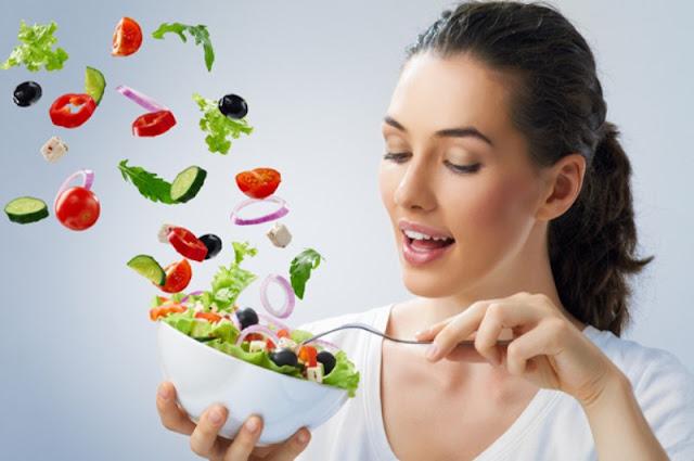 Berikut Makanan Yang Terbaik (Healthy Food) Menjaga Kesehatan Wanita