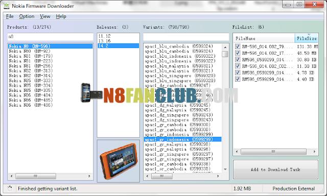free  navifirm software
