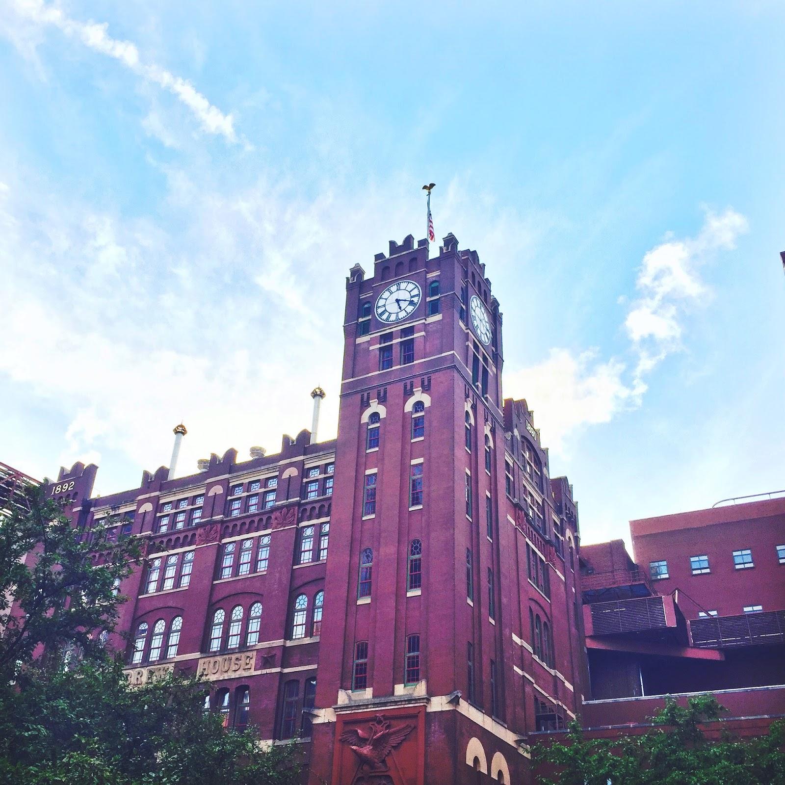 Budweiser Brewery Tour St Louis
