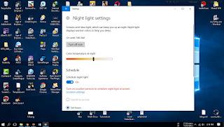 Tutorial Cara Memperbaiki Layar Windows 10 Menjadi Kuning Orange