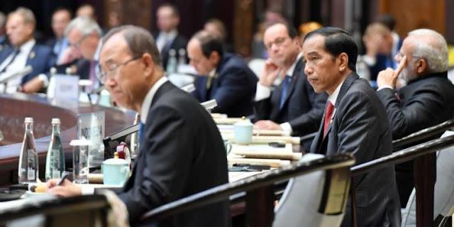 Di KTT Hangzhou, Jokowi Minta Negara G-20 Hindari Kebijakan Berdampak Negatif