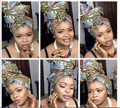Actress Dayo Amusa Is A Beauty To Behold In New Assorted Photos