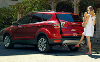All New 2017 Ford Kuga facelift Hd Pictures