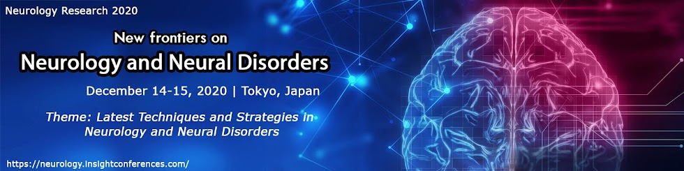 International Conference on  New frontiers on Neurology and Neural Disorders December 14-15, 2020