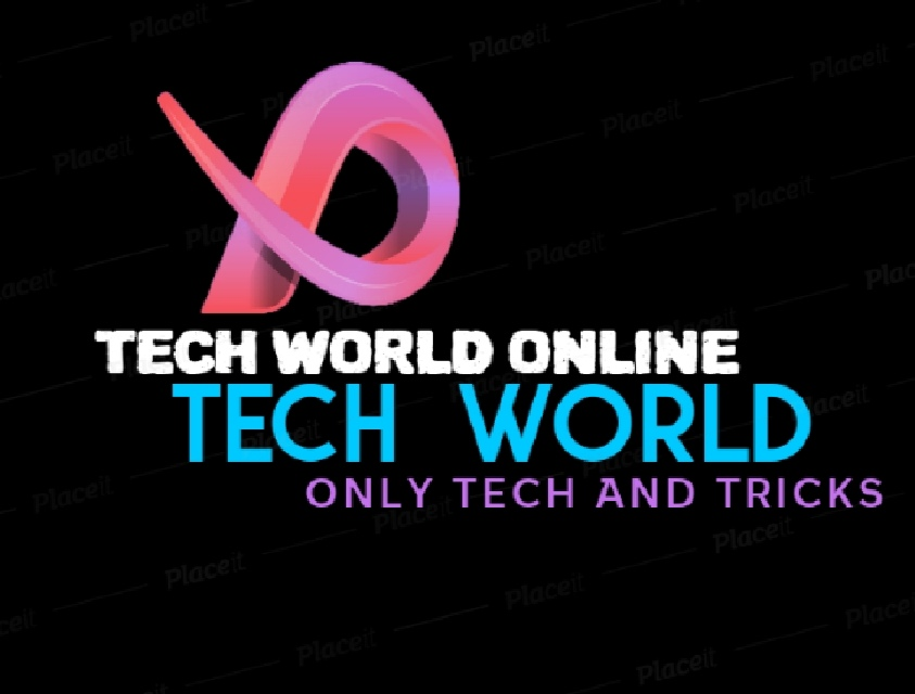 TECH WORLD ONLY TECH AND TRICKS