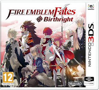 Fire Emblem Fates Conquest cover