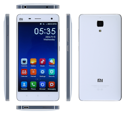 Xiaomi mi4 xach tay chinh hang