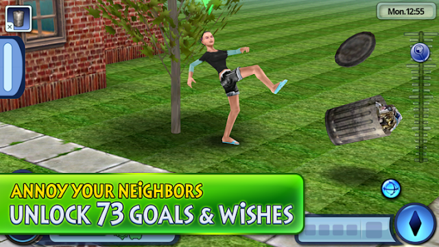 The Sims 3 Mod Apk v1.5.21