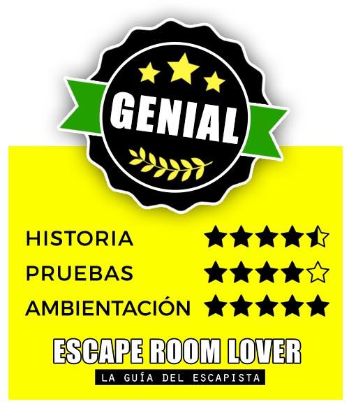 Komnata - Castillo Sant Angelo - Escape Room - Opiniones