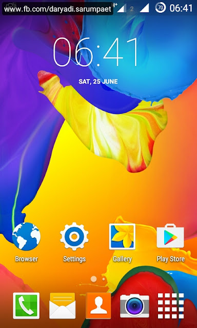 tw material homescreen cm11 theme