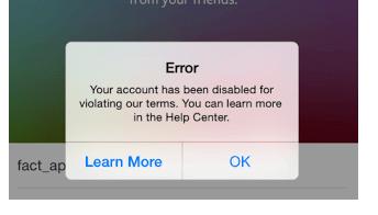 Cara Aktifkan Akun Instagram yang Dinonaktifkan atau di blokir