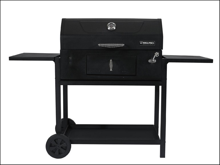 sears bbq pro deluxe charcoal grill