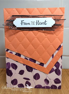 Grapefruit Grove, Stampin' Up, Tufted DTIEF, Subtle DTIEF, Nature's Poem, Petal Palette, Art with heart colour creations blog hop, Art with heart, DIY cards