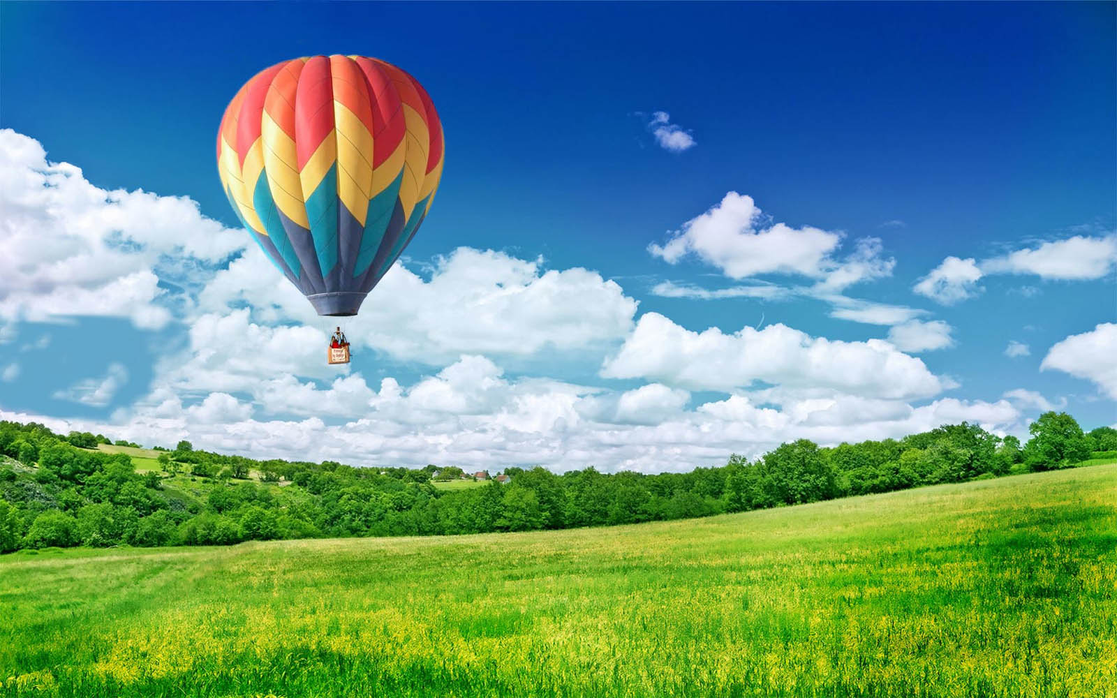wallpapers: Hot Air Balloons Wallpapers Wallpapers