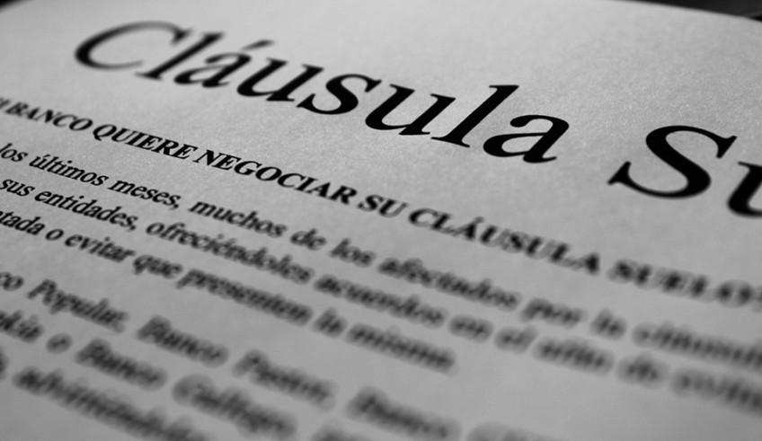 Creditos hipotecas rd devoluci n cl usulas suelo todo lo for Decreto gobierno clausulas suelo