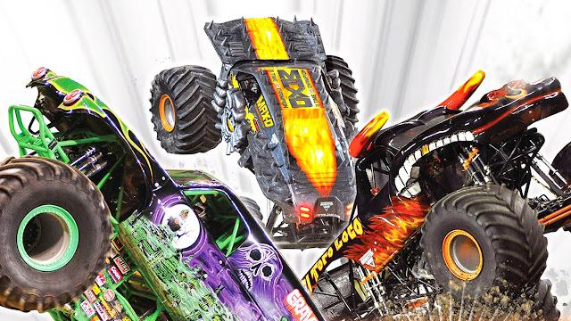 Boletos Monster Jam Ciudad de Mexico 2016 2017 2018 VIP compra en linea hasta adelante