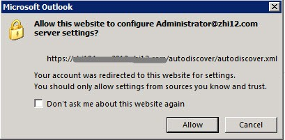 Exchange 2016 Autodiscover Not Working Issues with Web Server
