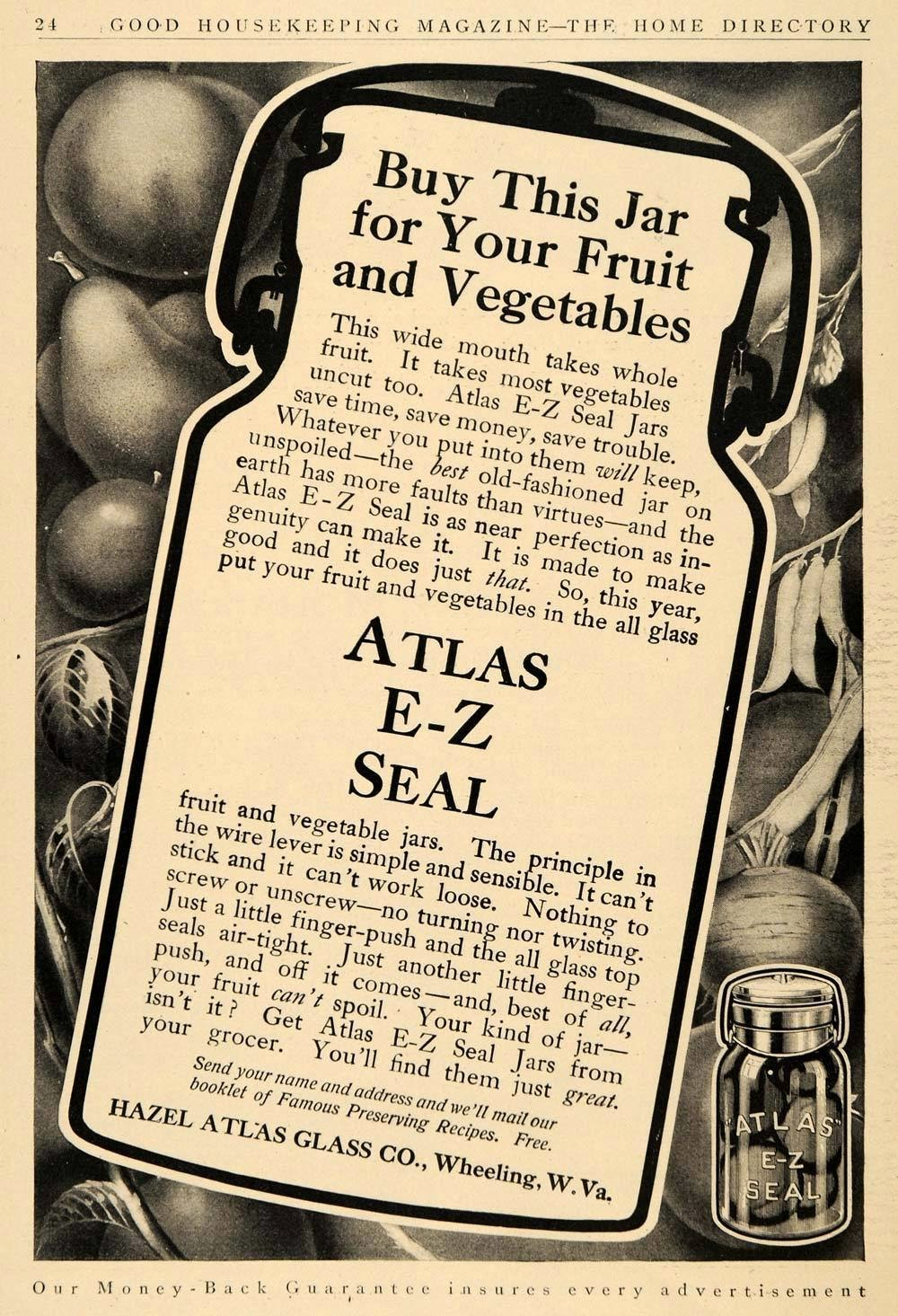 Atlas e z seal jar dating website