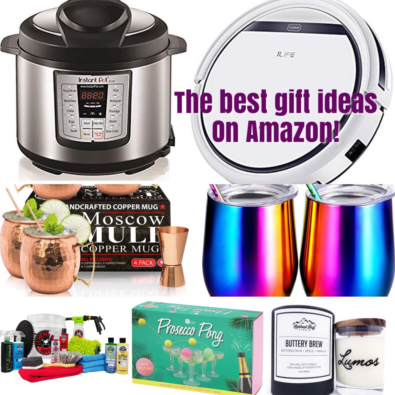 edf2b402df THE ULTIMATE AMAZON GIFT GUIDE FOR EVERYONE ON YOUR LIST! - The Glam ...
