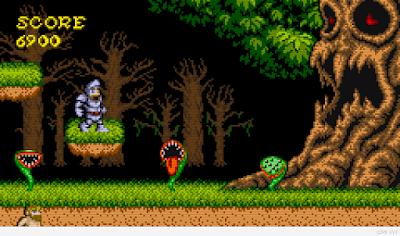 Ghosts'n Demons – Ghosts'n Goblins Remastered 1