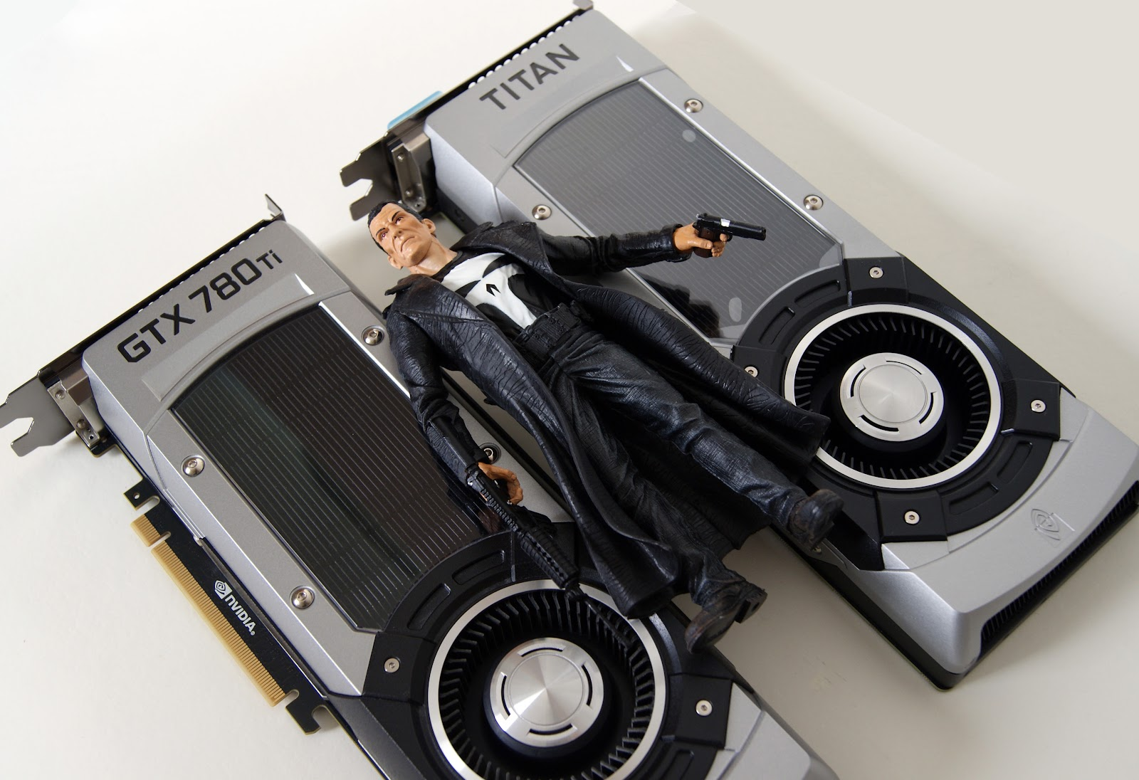 GTX TITAN Black vs GTX 780 Ti