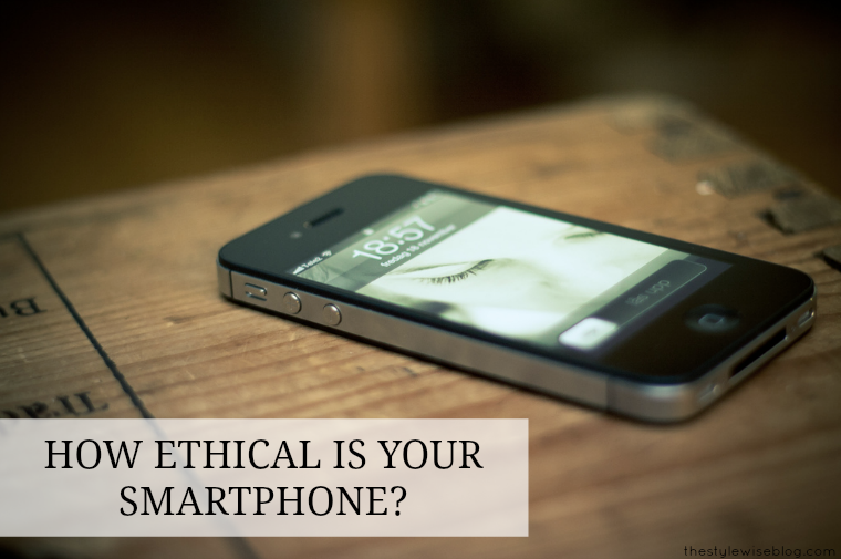 ethical smart phone forced labor and exploitation