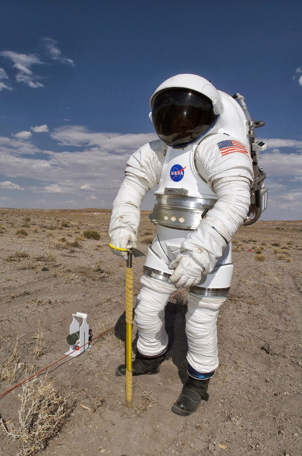 Pictures of Space Suits | Space Wallpaper