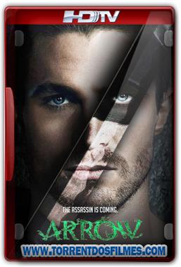 Arrow 3ª Temporada (2015) Torrent Dublado – HDTV 720p