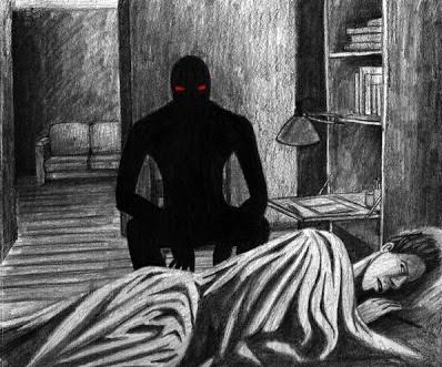 5 Criaturas assustadoras que te visitam enquanto você dorme
