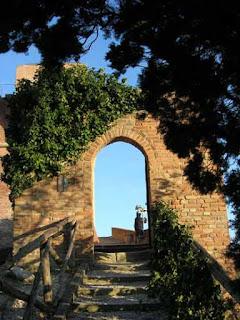Arco d'ingresso