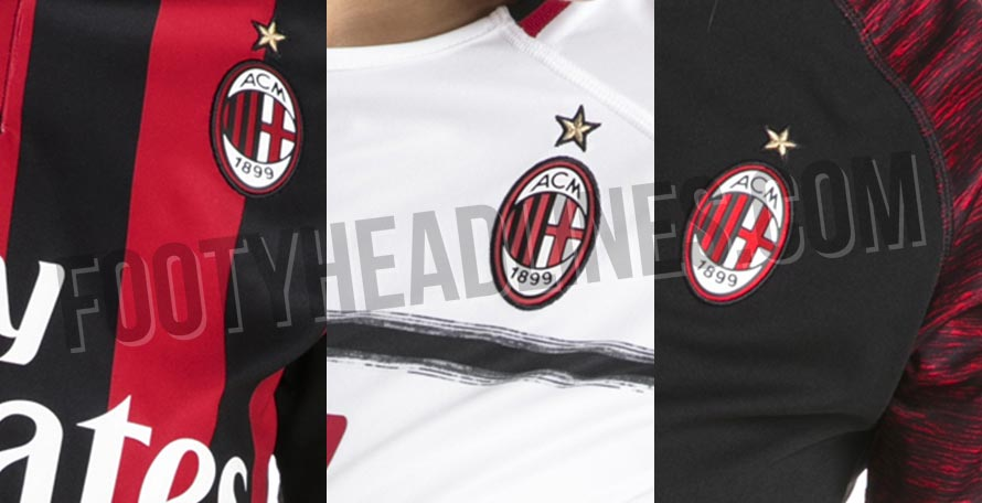 cd16859d9 At the moment only the release date of the AC Milan 2018-2019 Puma home kit  has been confirmed as July 6