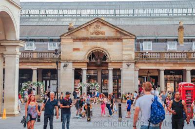 Covent Garden, Londres, Inglaterra