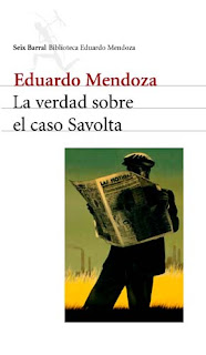 """""""La verdad sobre el caso Savolta"""" - Eduardo Mendoza"""